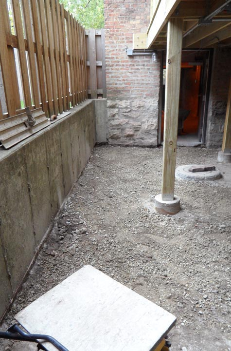 concrete flatwork, chicago, illinois